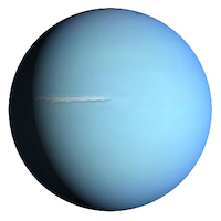 Planet Uranus - Small