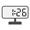 Digital Clock 01:26
