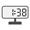Digital Clock 01:38