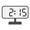 Digital Clock 02:15