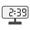 Digital Clock 02:39