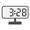 Digital Clock 03:28
