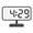 Digital Clock 04:29
