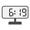 Digital Clock 06:19