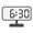 Digital Clock 06:30