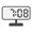 Digital Clock 07:08