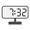 Digital Clock 07:32