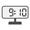 Digital Clock 09:10