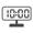 Digital Clock 10:00