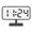 Digital Clock 11:24