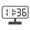 Digital Clock 11:36