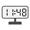 Digital Clock 11:48