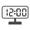 Digital Clock 12:00