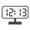 Digital Clock 12:13