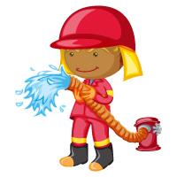 Profession - Fireman
