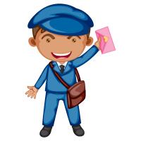 Profession - Mailman