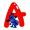Letter A - Color