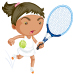 Profession - Tennis Player - Small