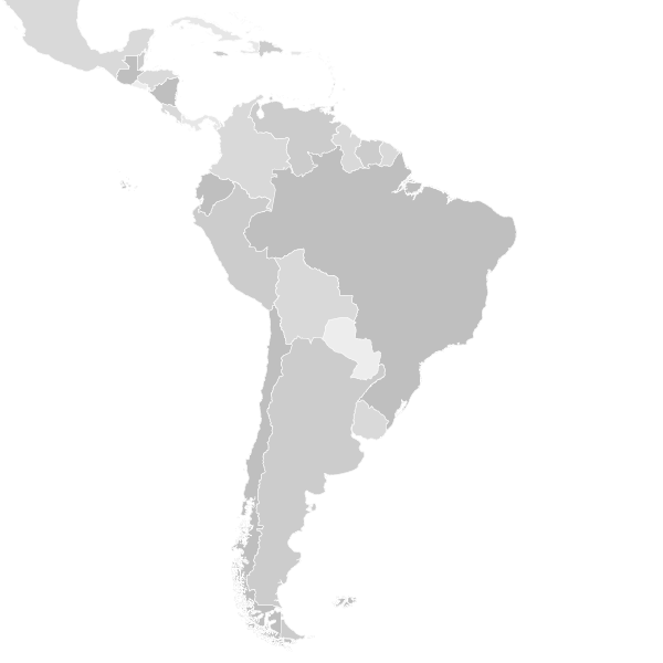 Modern Latin America - No Labels