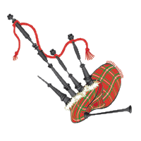 Instrument - Bagpipes