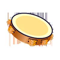 Instrument - Tambourine