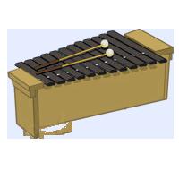 Instrument - Xylophone