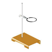 Lab Tool - Stand And Clamp