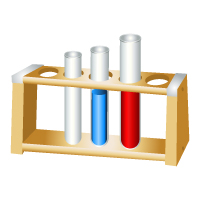 Lab Tool - Test Tube Rack