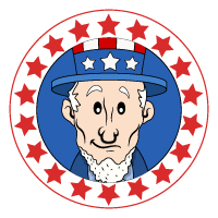 American - Uncle Sam