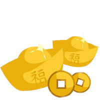 Chinese New Year - Gold