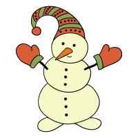 Christmas - Snowman