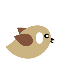Easter - Brown Chick