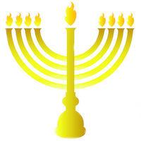 Hanukkah - Menorah
