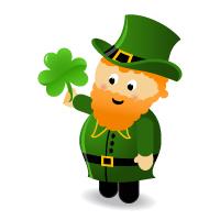 St. Patrick's - Irish Man