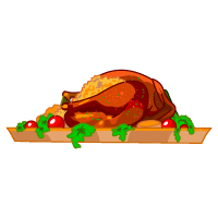 Thanksgiving - Turkey Dinner