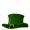 St. Patrick's - Hat - Small