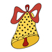 Christmas - Bell - Small