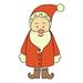 Christmas - Santa - Small