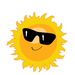 Summer - Sun - Small
