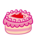 Valentine's Day - Cake - Small