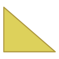 Right Triangle - Color