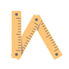 Carpentry Tools - Combination Ruler