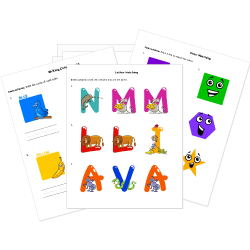 Early Education Worksheets and Preschool Printables