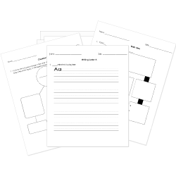 Free Tests, Quizzes and Worksheets for Print or Online Use. Pre-K ...
